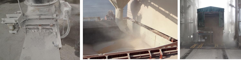 Пыль на элеваторе конвейер ленточный купить в барнауле
