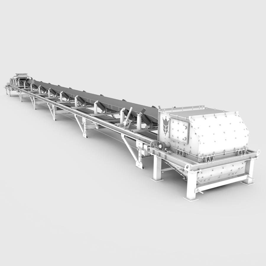 Ленточный конвейер применение классификация элеватор кмк 89