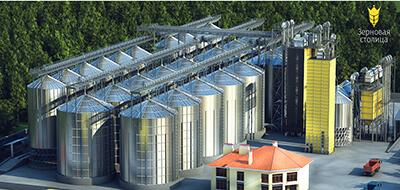 проектирование элеваторов и зернохранилищ