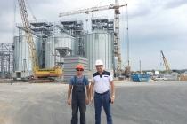 Завершены строительно-монтажные работы для ООО «Олимпекс-Купе Интернешнл»