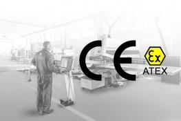 Декларирование аспирационного оборудования для стран ЕС