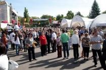 Осенняя аграрная выставка в Молдавии