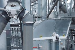 Модернизация мощностей элеватора в Житомирской области