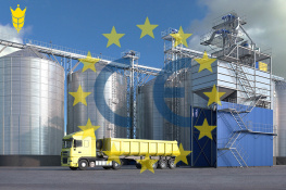 Транспортное и аспирационное оборудование прошло сертификацию согласно стандартам ЕС