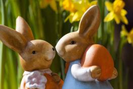 С теплым и светлым праздником Пасхи!