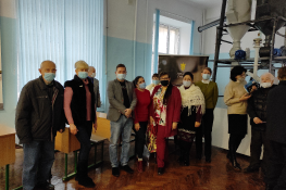 Открытие лаборатории «Smart-оборудование» в ОНАПТ