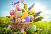 Группа Компаний «Зерновая Столица» поздравляет Вас со светлым праздником Пасхи!