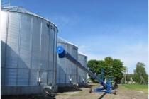 Группой предприятий был реализован зерновой модуль «MOBIL»