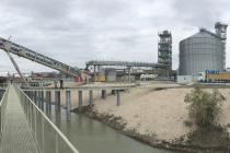 Молдавская компания Trans Cargo Terminal удвоила возможность экспорта зерновых